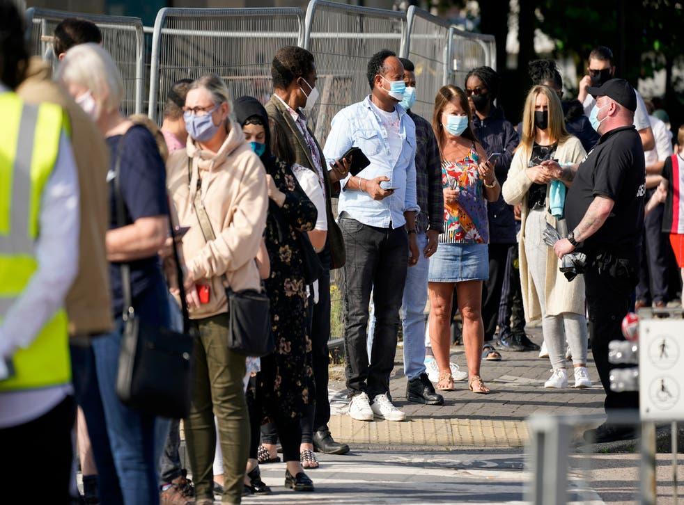 Los científicos ven con preocupación el aumento de contagios en los últimos días
