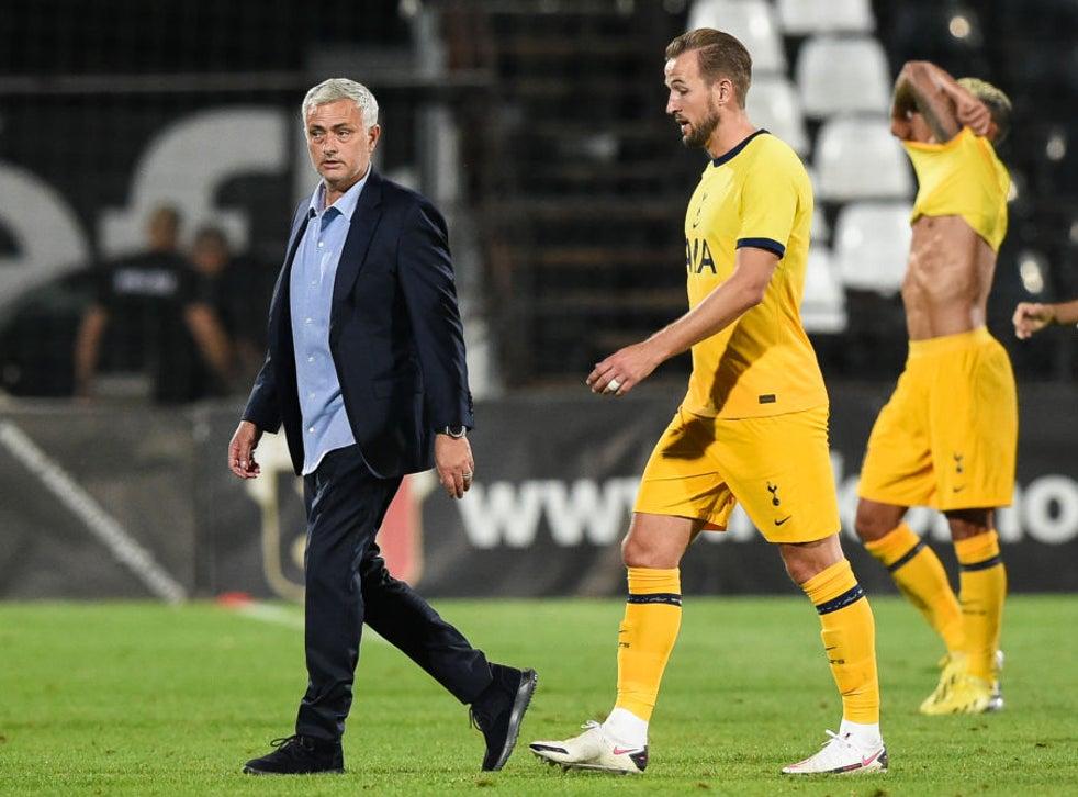 Jose Mourinho is infuriated by Tottenham fixture pile-up