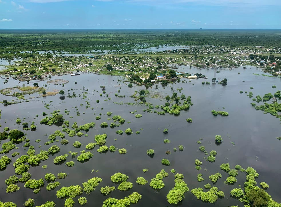 South Sudan Africa Flooding