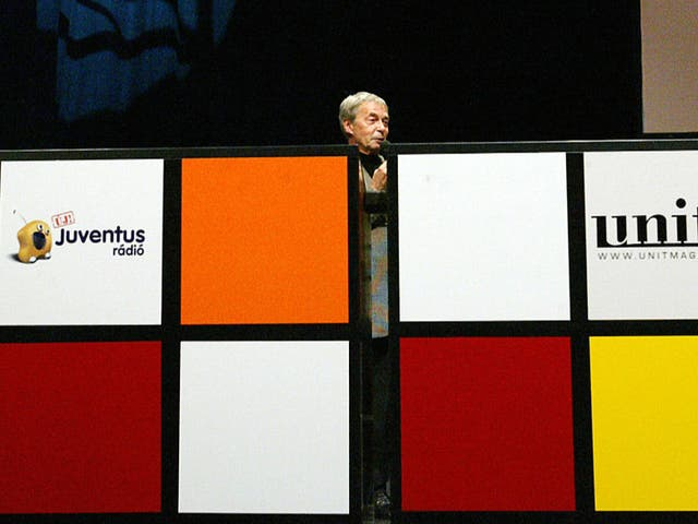 The puzzle's creator is an unassuming Hungarian architecture professor named Erno Rubik