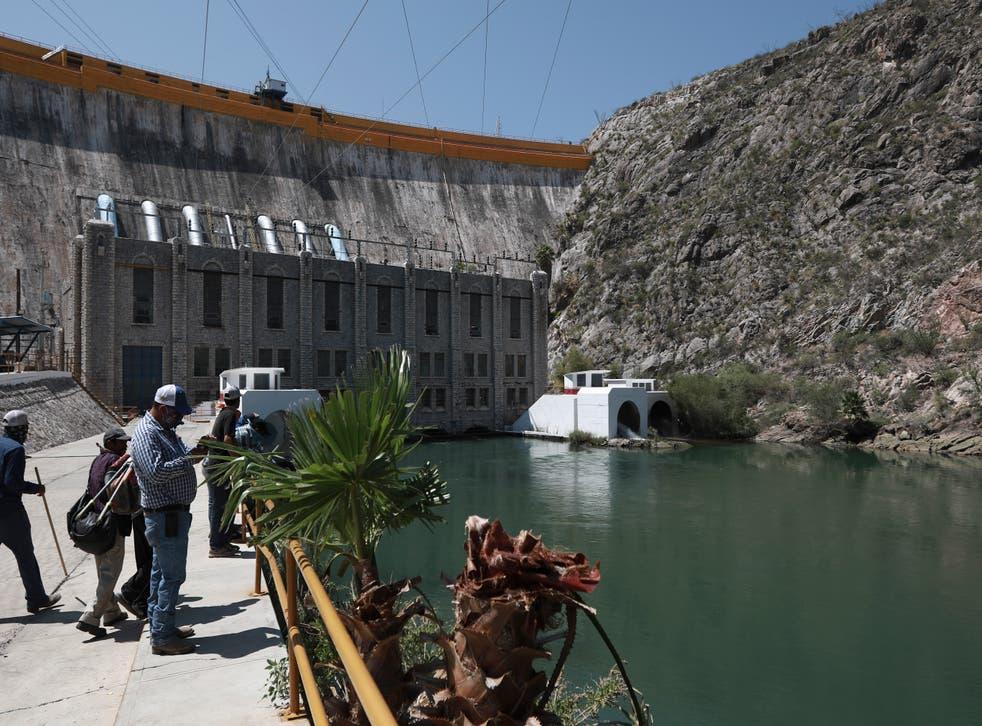 Mexico US Water Debt