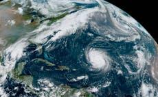 Texas hurricane watch: Beta expected to strengthen