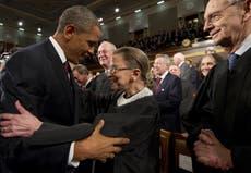 Obama asegura que la democracia estaría en riesgo si los republicanos intentan cubrir la vacante de la jueza Ginsburg antes de las elecciones