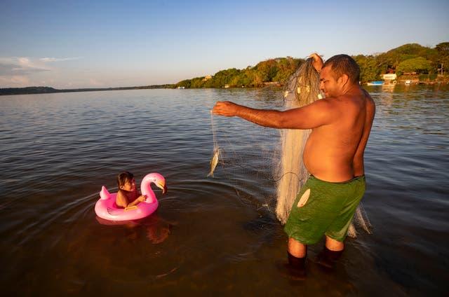 Brazil Amazon Land Grabbing