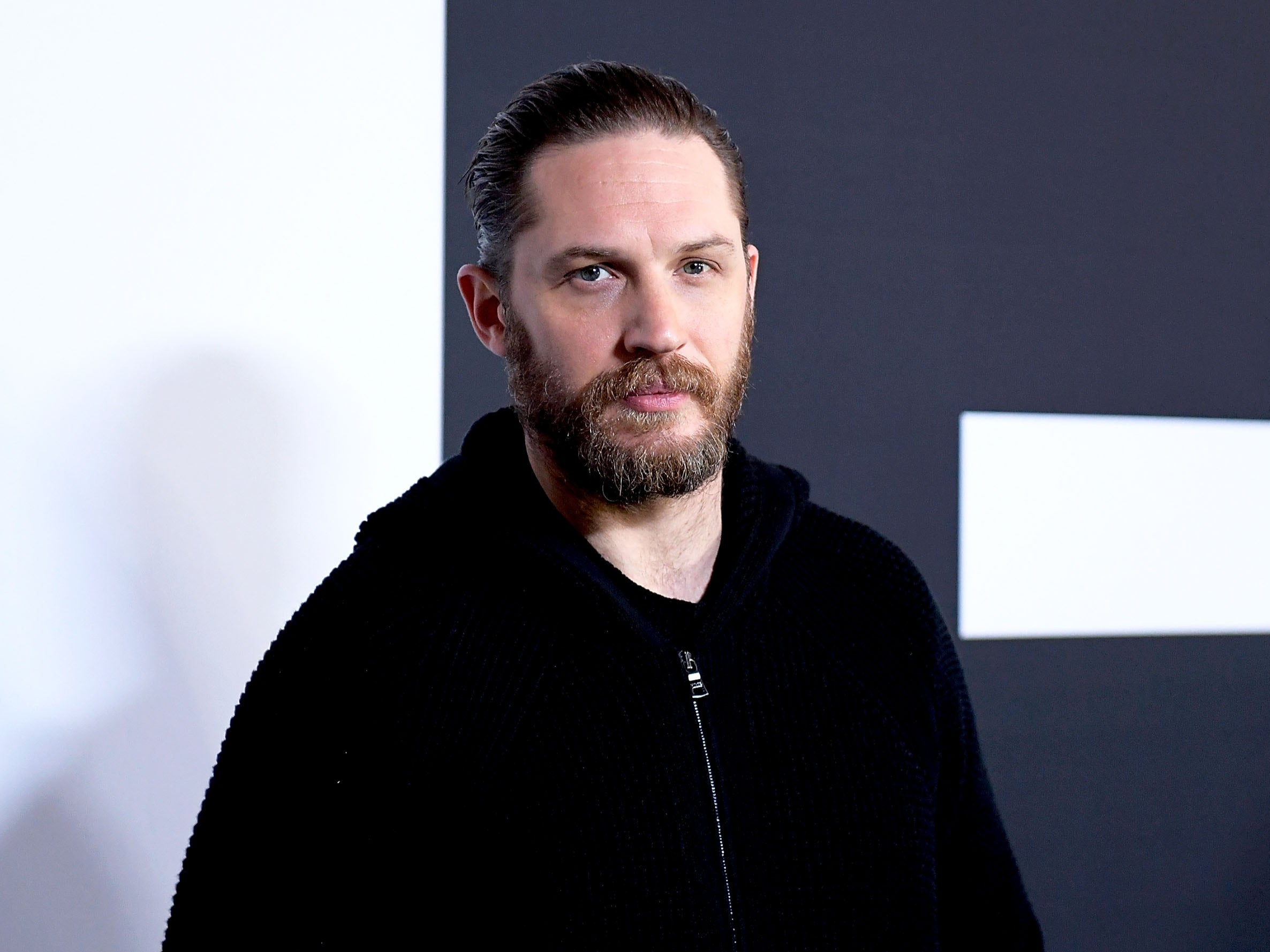 What has Tom Hardy said about playing James Bond?