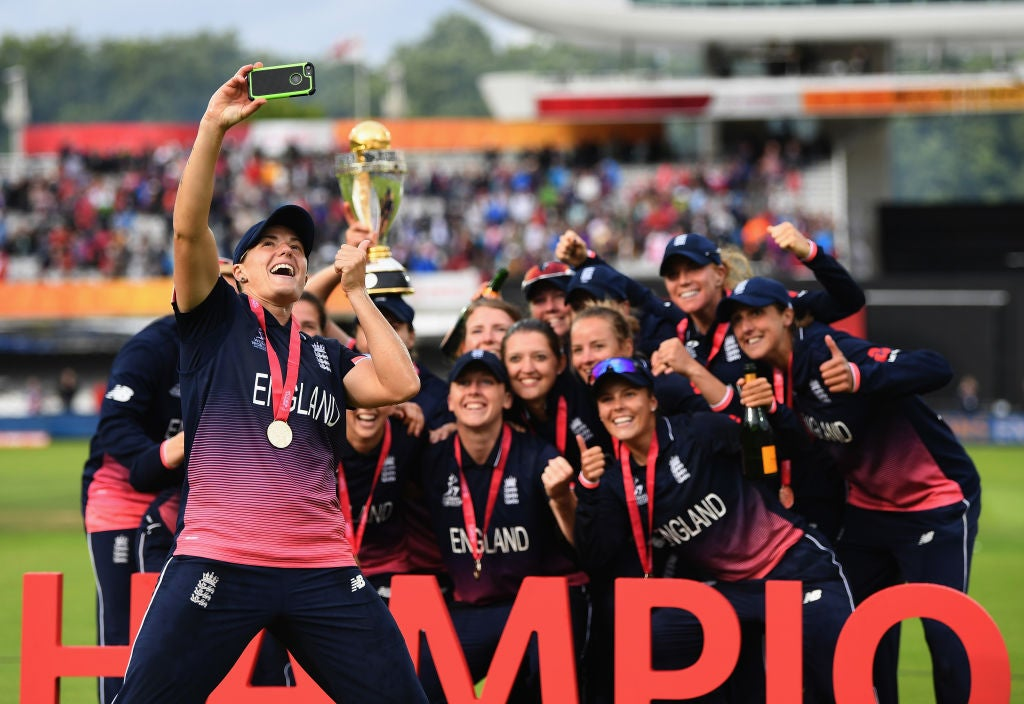 England hopes West Indies series can spark new era for women's cricket