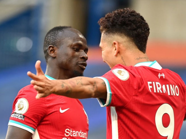 Sadio Mane double sees Liverpool down Chelsea after Kepa howler