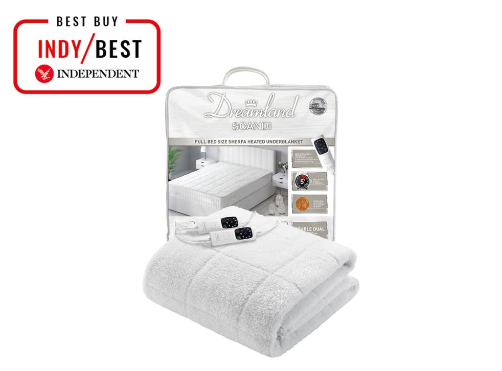 Best Electric Blanket 2021 Double, How Do You Put An Electric Blanket On A Bed