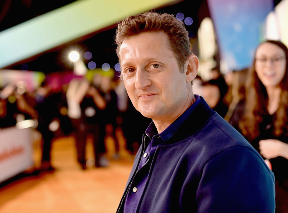 'Bill & Ted' star Alex Winter in 2019