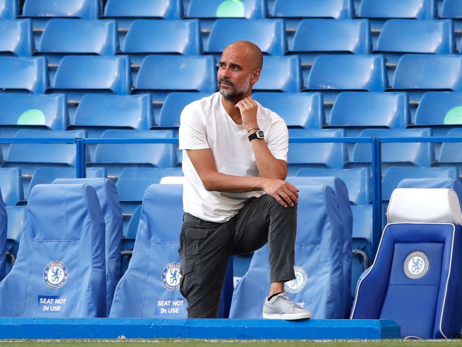 Pep Guardiola: Man City in 'incredible mood' ahead of season opener