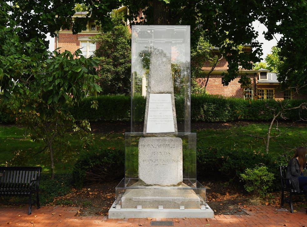 Monumento de Jefferson
