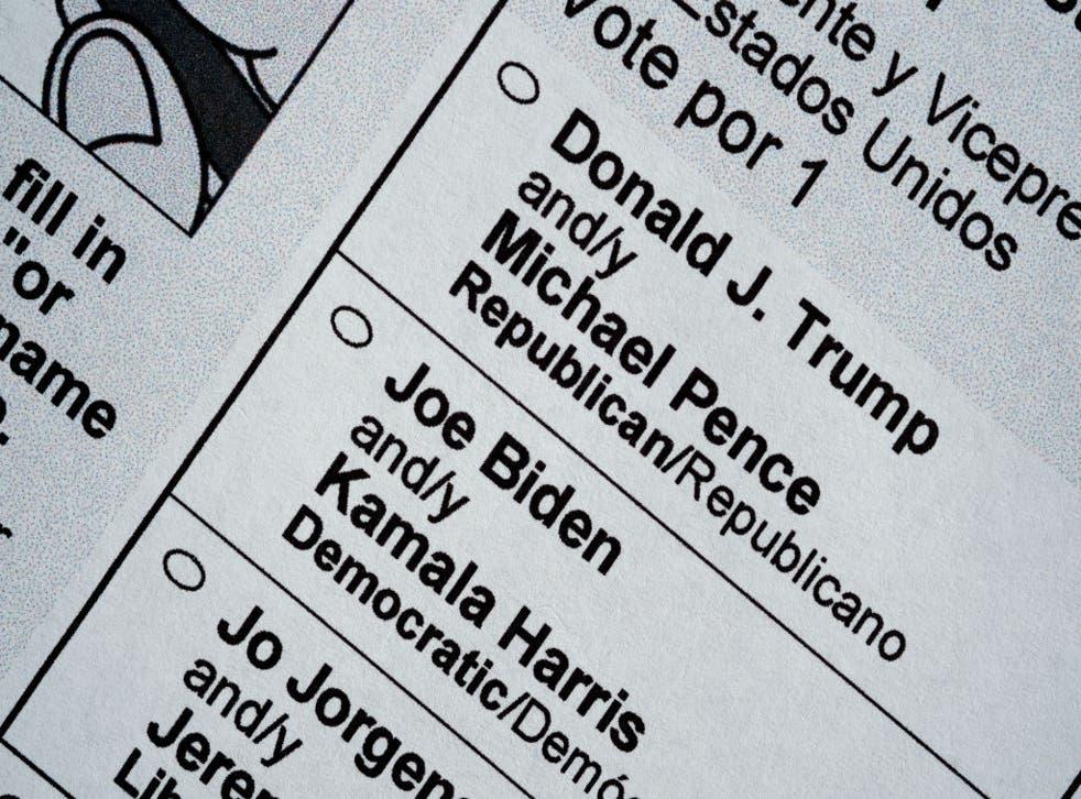Un juez federal ha extendido el plazo para las papeletas de voto ausente en Wisconsin, un estado clave.