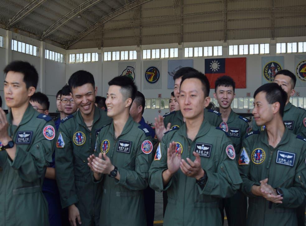 Taiwán China