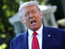 Trump afirma que Estados Unidos está controlando 'mucho mejor que Europa' el coronavirus