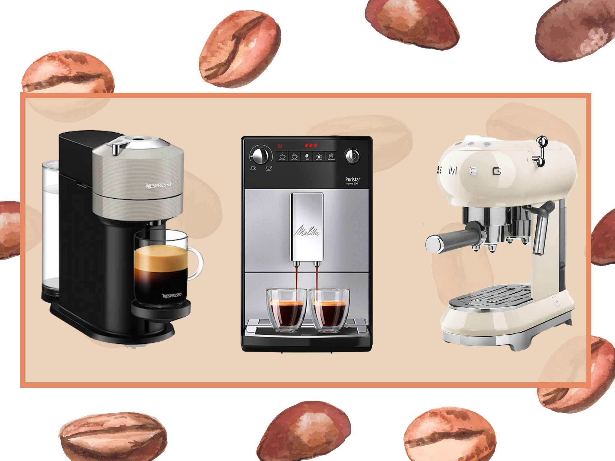 Best Espresso Machine 2020 Barista Quality Models For Beans And Pods The Independent