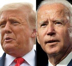 Revelan los temas del primer debate Trump-Biden que incluyen la Corte Suprema, el coronavirus y la violencia racial
