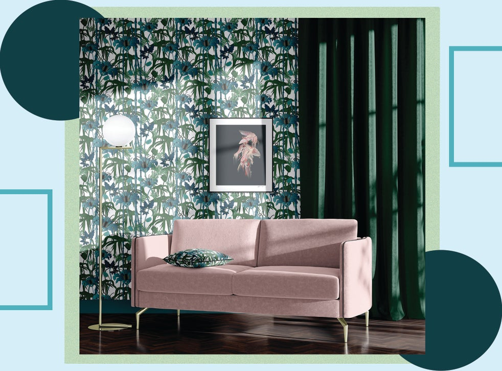 Best Wallpaper 2020 Statement Designs For Your Bedroom Kitchen Or Living Room The Independent