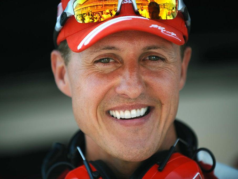 Michael Schumacher in 'vegetative state', says leading neurosurgeon