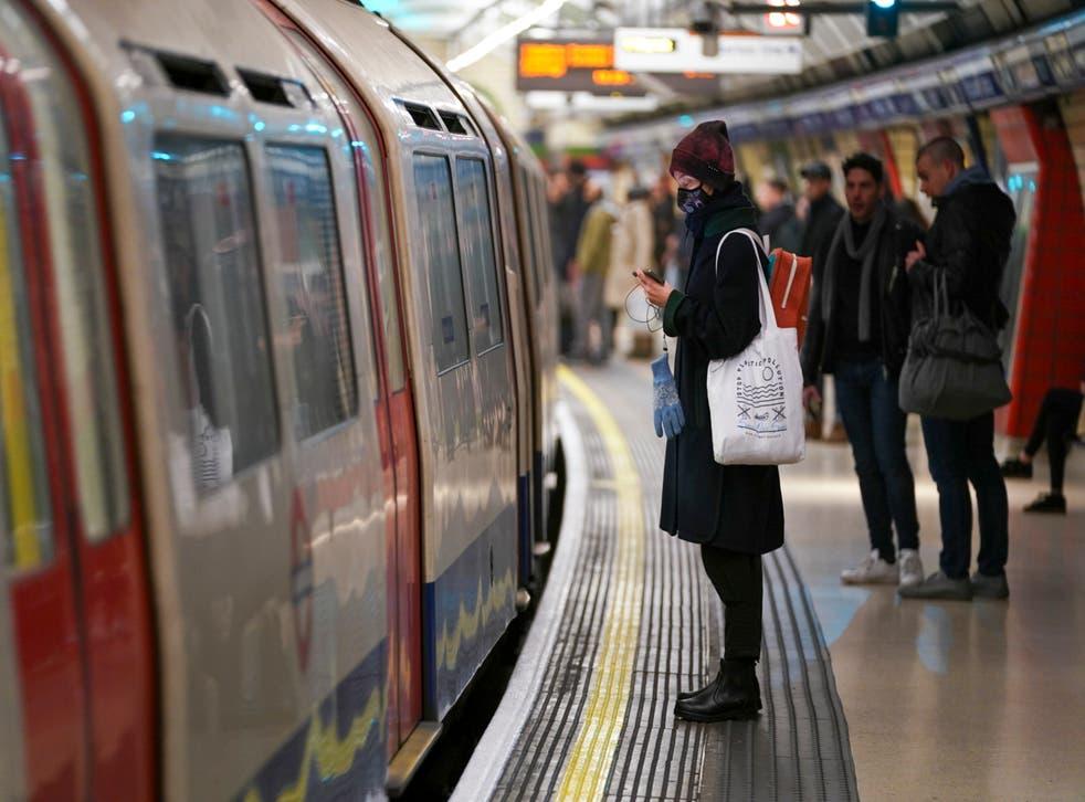 En los medios de transporte de Londres se han aplicado medidas de seguridad.