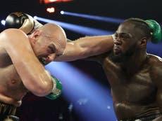 Tyson Fury y Deontay Wilder podrían no enfrentarse nuevamente este año