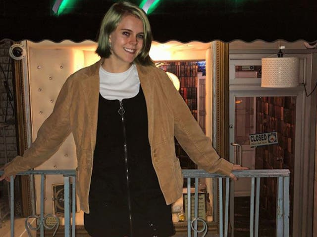 <p>Tessa Majors was stabbed to death in New York City</p>