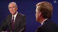 Nine presidential debate moments that made American history