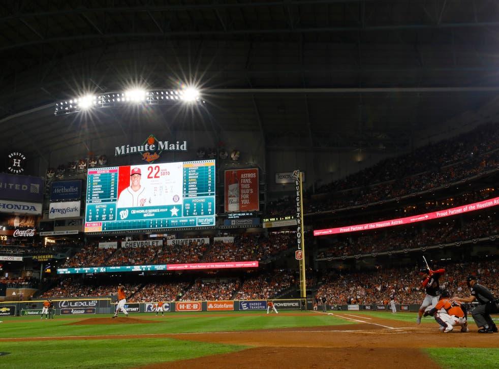 World Series Home Field Advantage Baseball