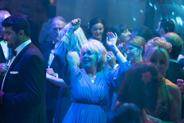 Alison Steadman starring in 'Life' as a woman who realises at her 70th birthday party that she doesn't love her husband any more