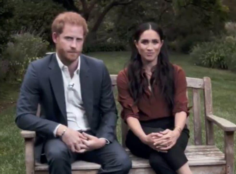 Donald Trump le desea al Príncipe Harry 'mucha suerte' con su esposa Meghan Markle.