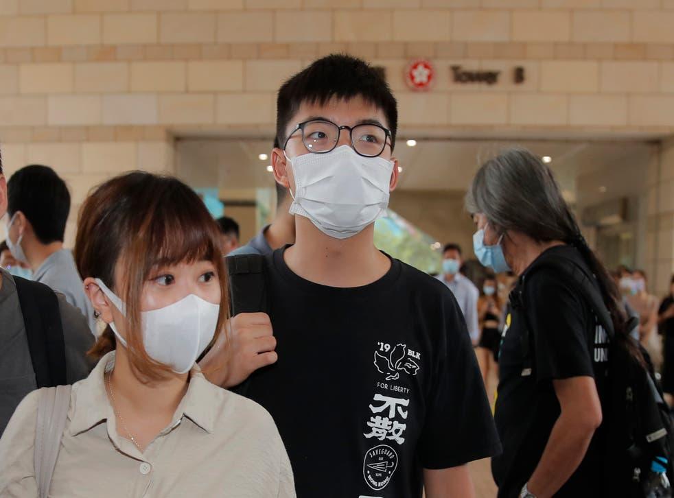 Protestas de Hong Kong