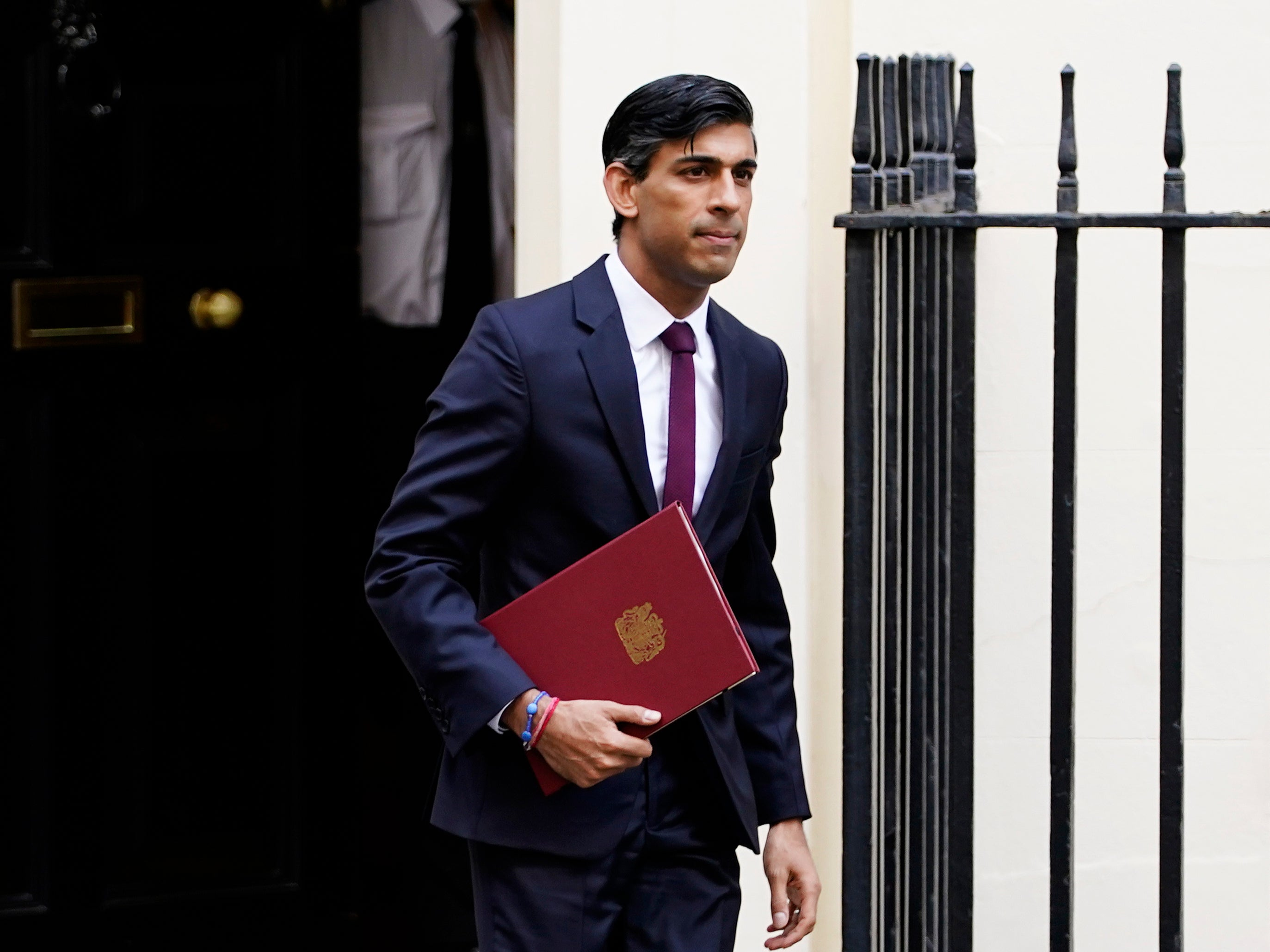 Rishi Sunak's Job Support Scheme took two minutes to unravel | Tom Peck
