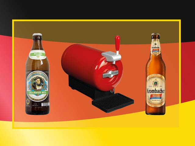Whether you're a beer lover or tee-total, enjoy it this year from home