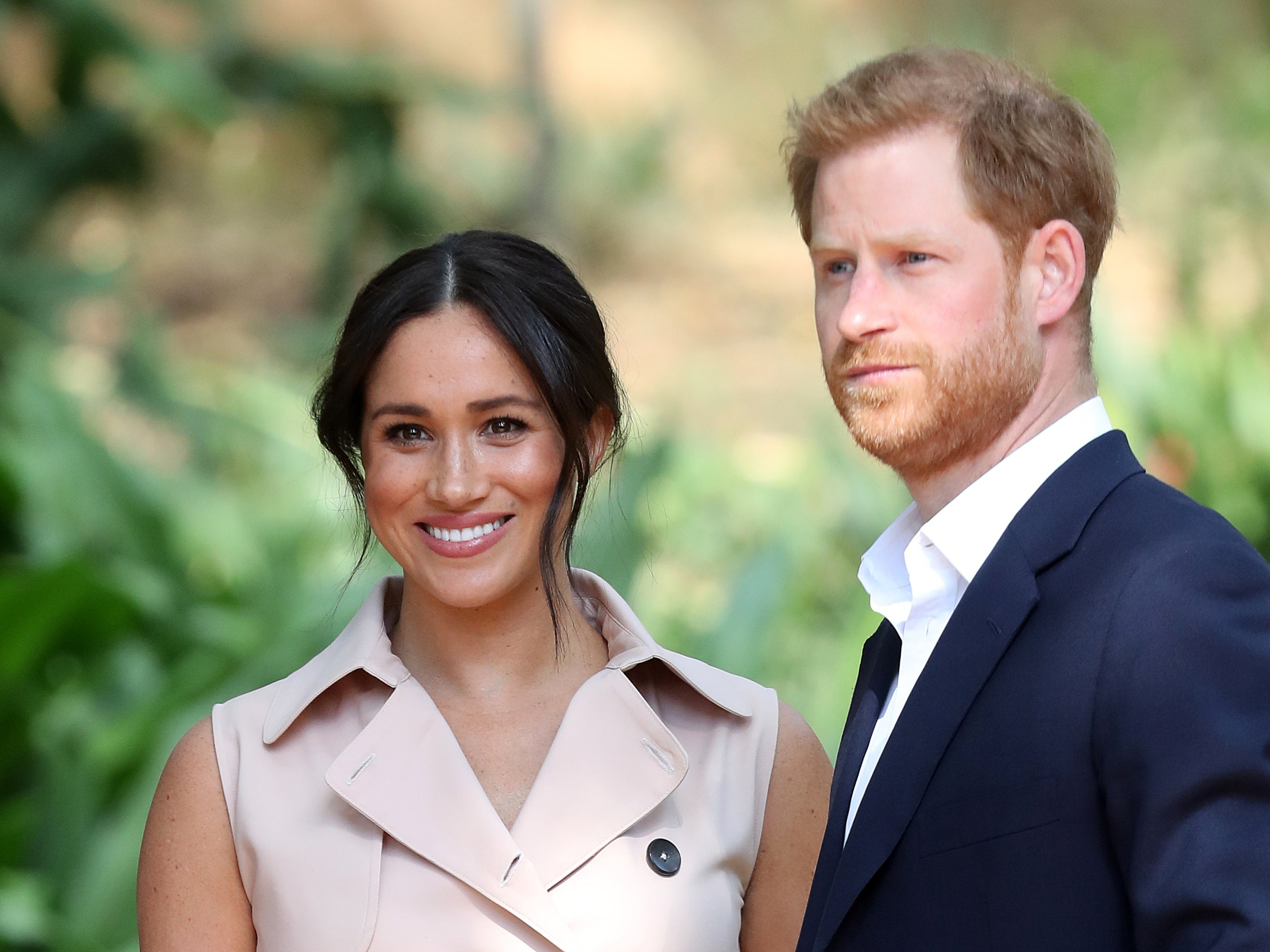 Harry and Meghan's Africa tour cost taxpayers £245,000