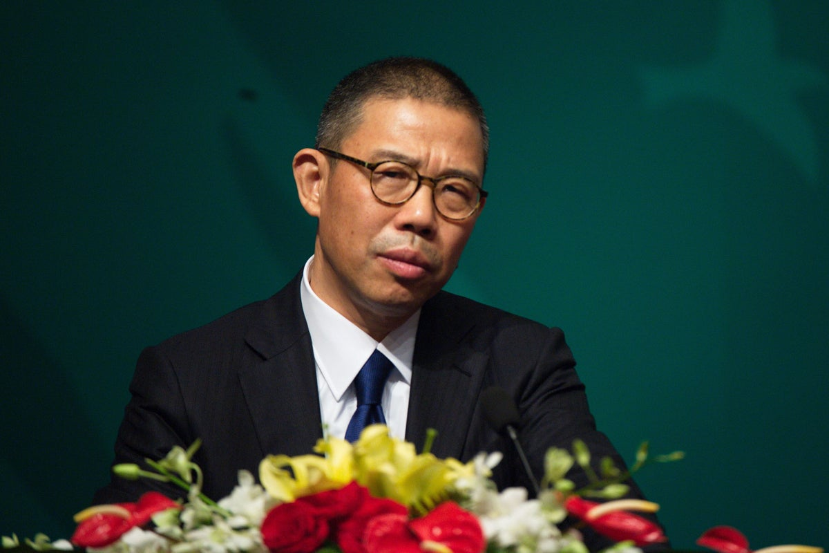 Zhong Shanshan Net Worth: $84.7 billion