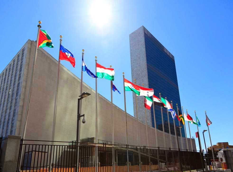 The United Nations is (virtually) celebrating its 75th anniversary this year