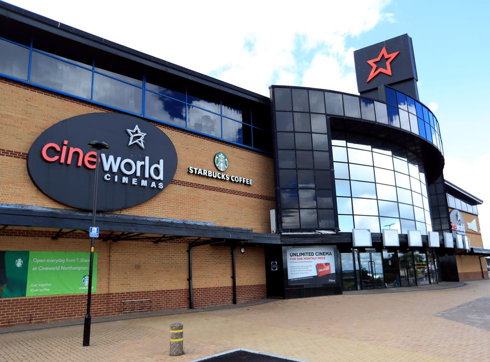Shutting its doors: Cineworld has temporarily closed its US and UK outlets