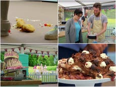 11 of the most dramatic Bake Off moments