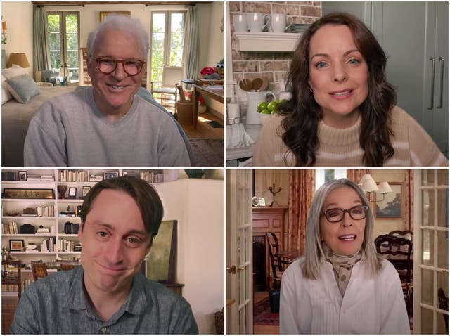 The cast of 1991's 'Father of the Bride' reunite over Zoom