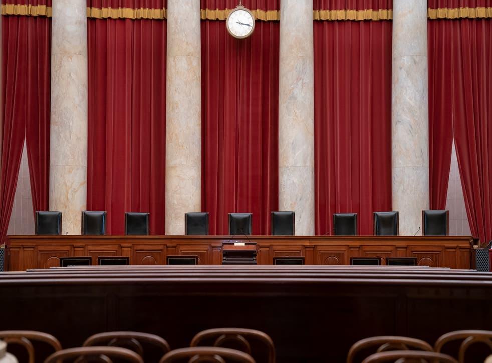 Explicación AP vacante en la Corte Suprema