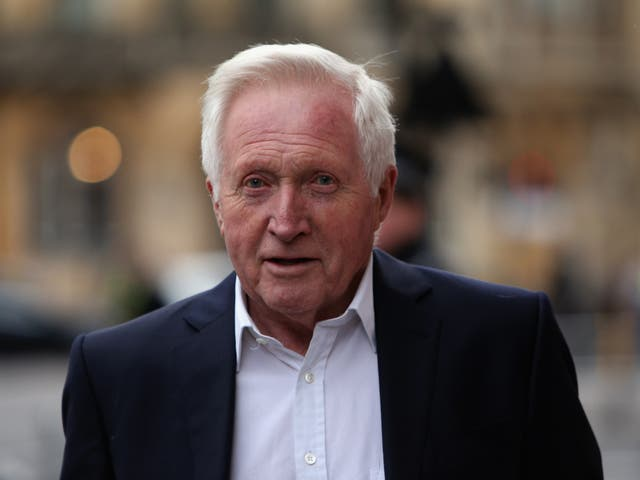 Dimbleby said politicians refused to go on his show when their profile became big enough