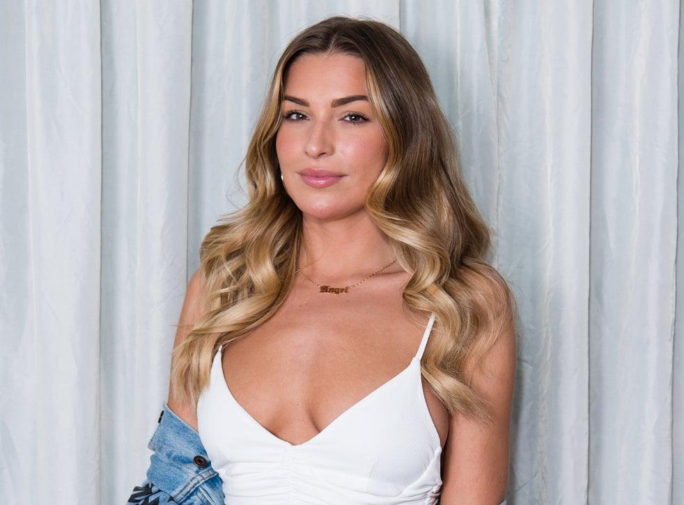 Love Islands Zara McDermott says being victim of revenge