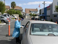 Coronavirus: California espera un aumento en las hospitalizaciones en las próximas semanas