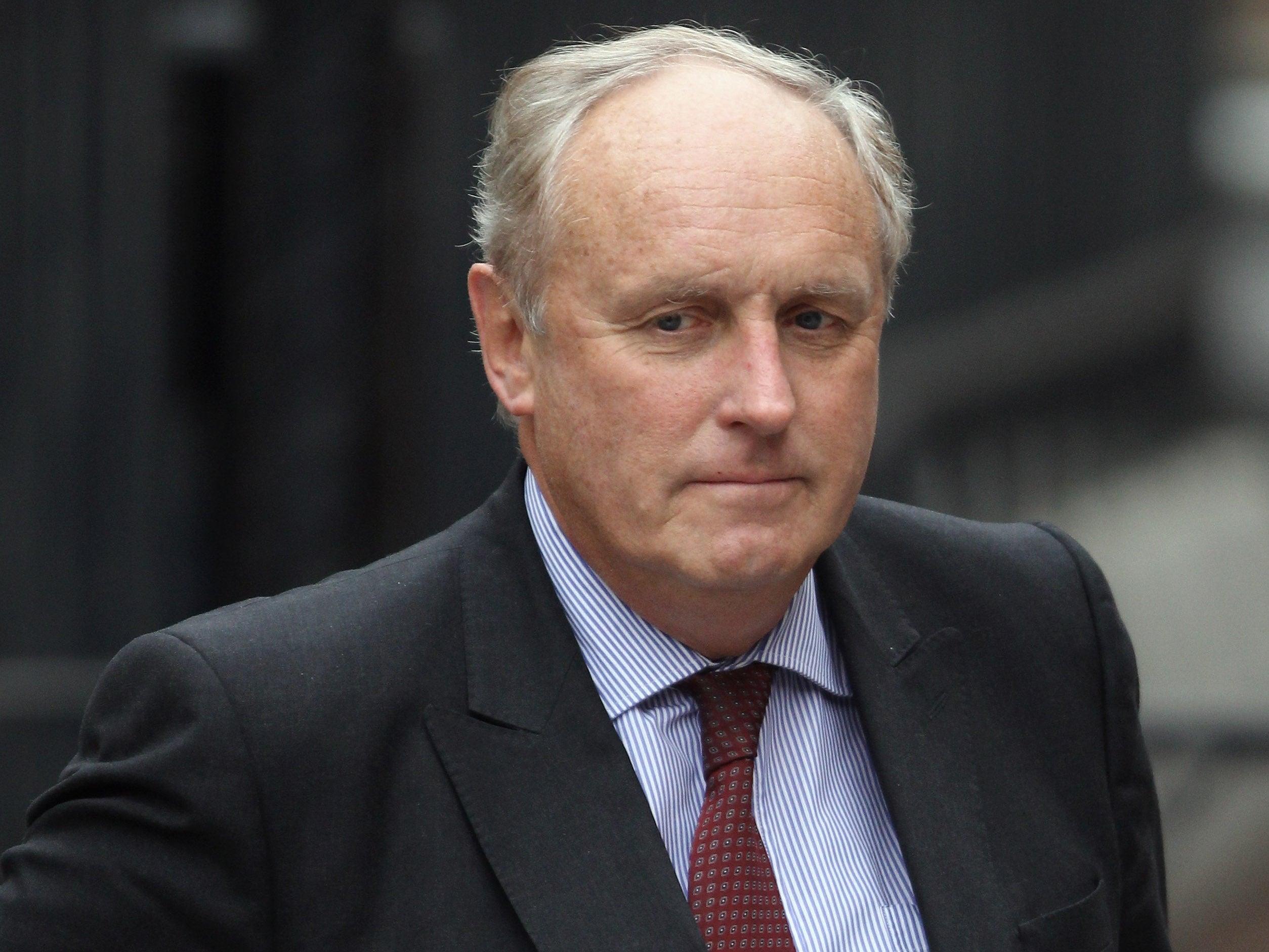 Boris Johnson 'asks former Daily Mail editor Paul Dacre to chair Ofcom'