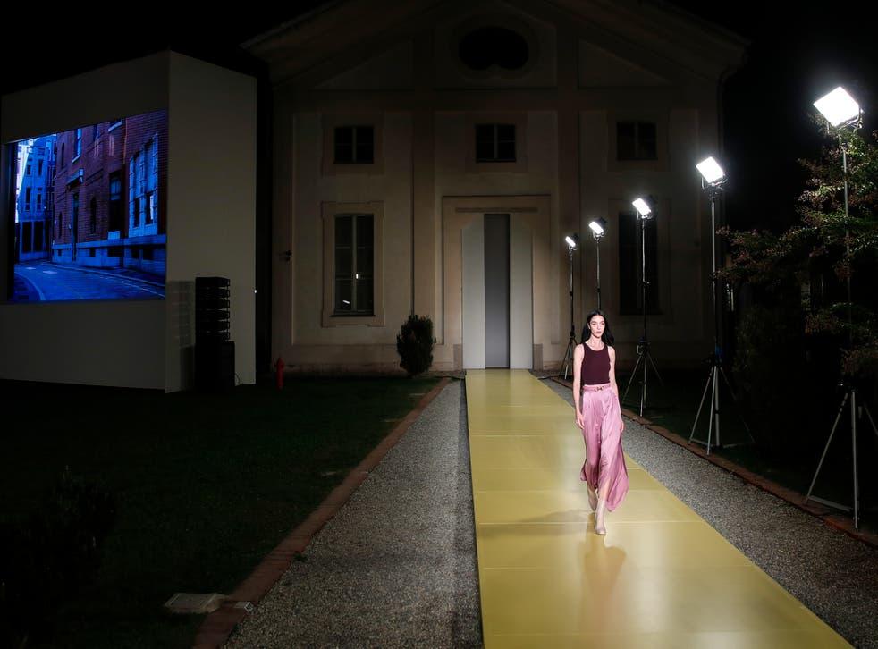 Italia Moda S / S 2021 Ferragamo