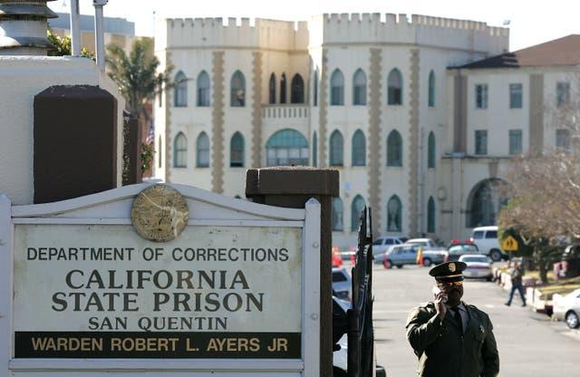 Prisión estatal de San Quentin en California.