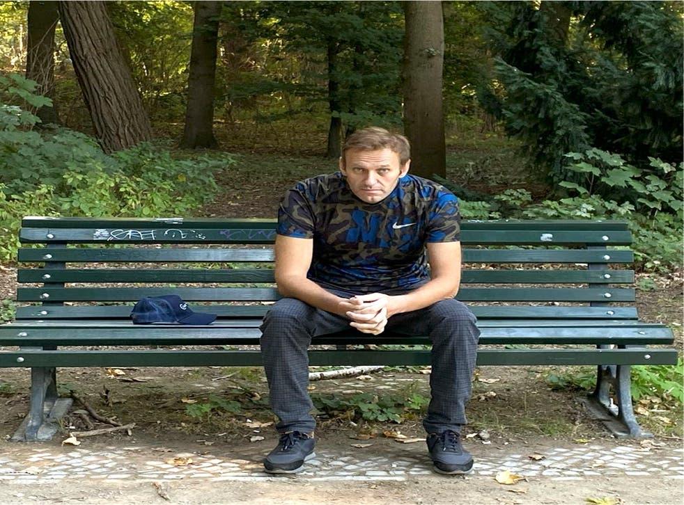Alemania Rusia Navalny