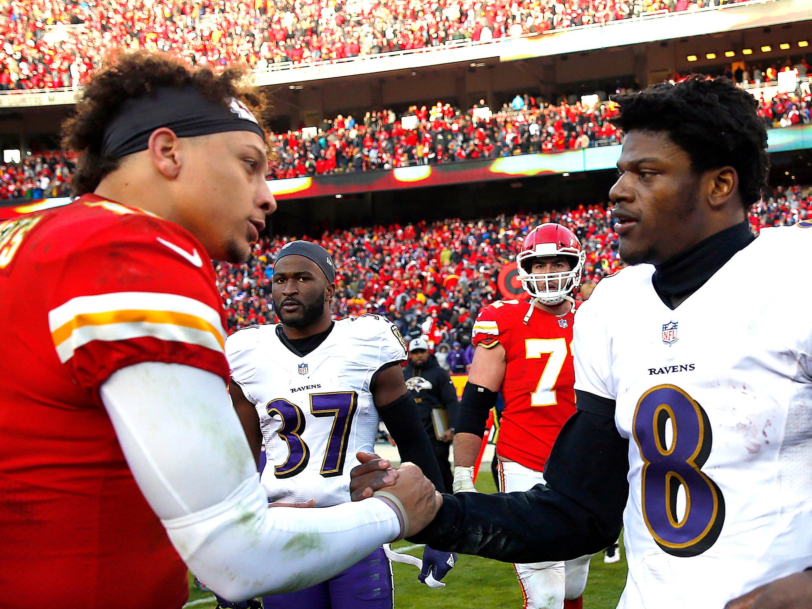 Ravens vs Chiefs: How do you stop Patrick Mahomes and Lamar ...