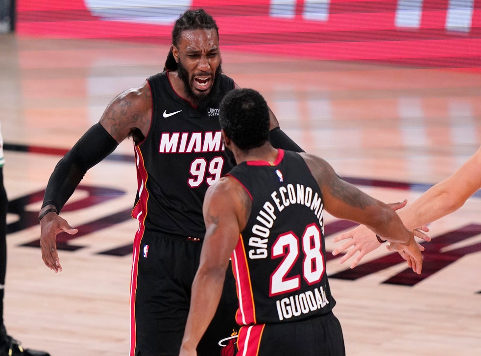 The Finals are set: LeBron, Lakers will meet Butler, Heat ...