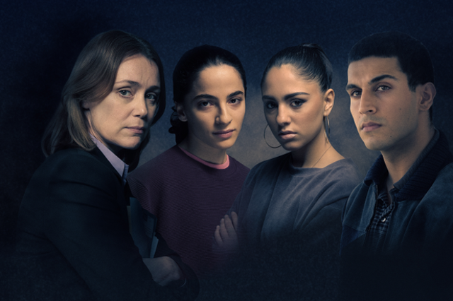 The cast of new ITV drama, 'Honour'