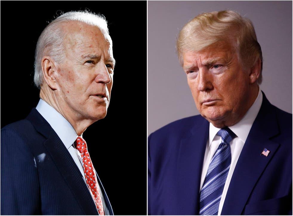 Election 2020-Debate-Sports Betting